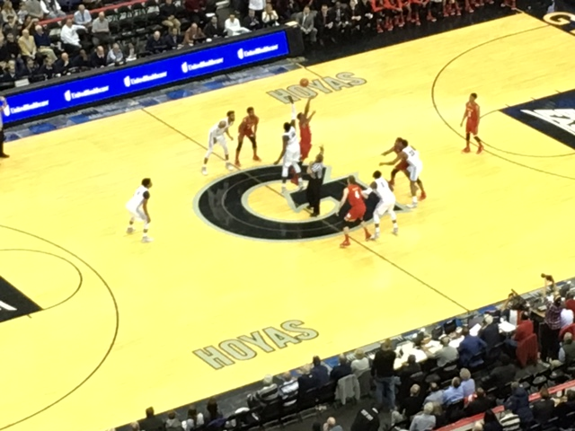 Maryland Completes Epic Comeback AgainstGeorgetown