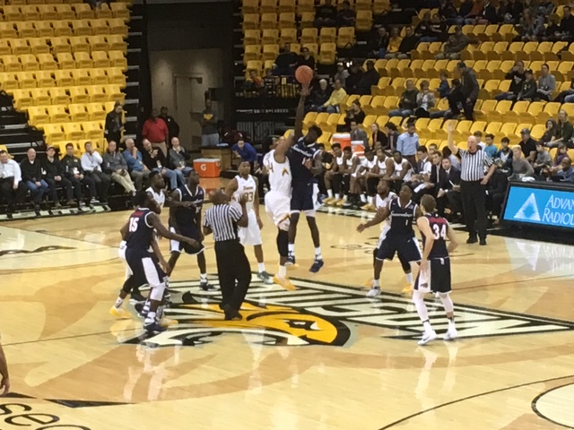 Towson Dismantles Stony Brook