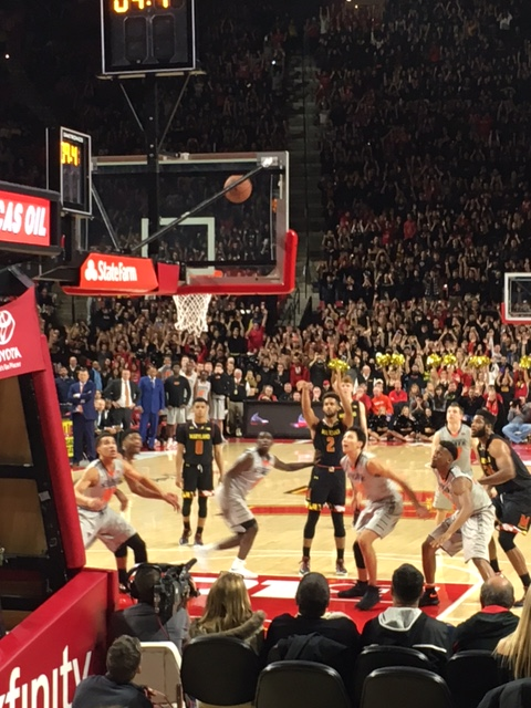 Melo Trimble Scouting Report – This Year Compared to Last Year