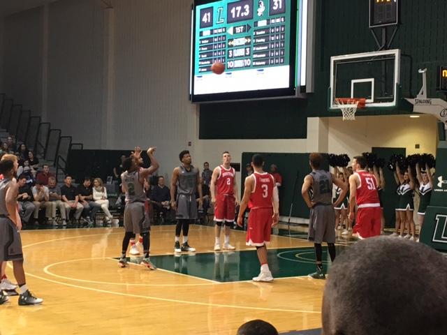 Walker Fuels Loyola Md Past BostonU.