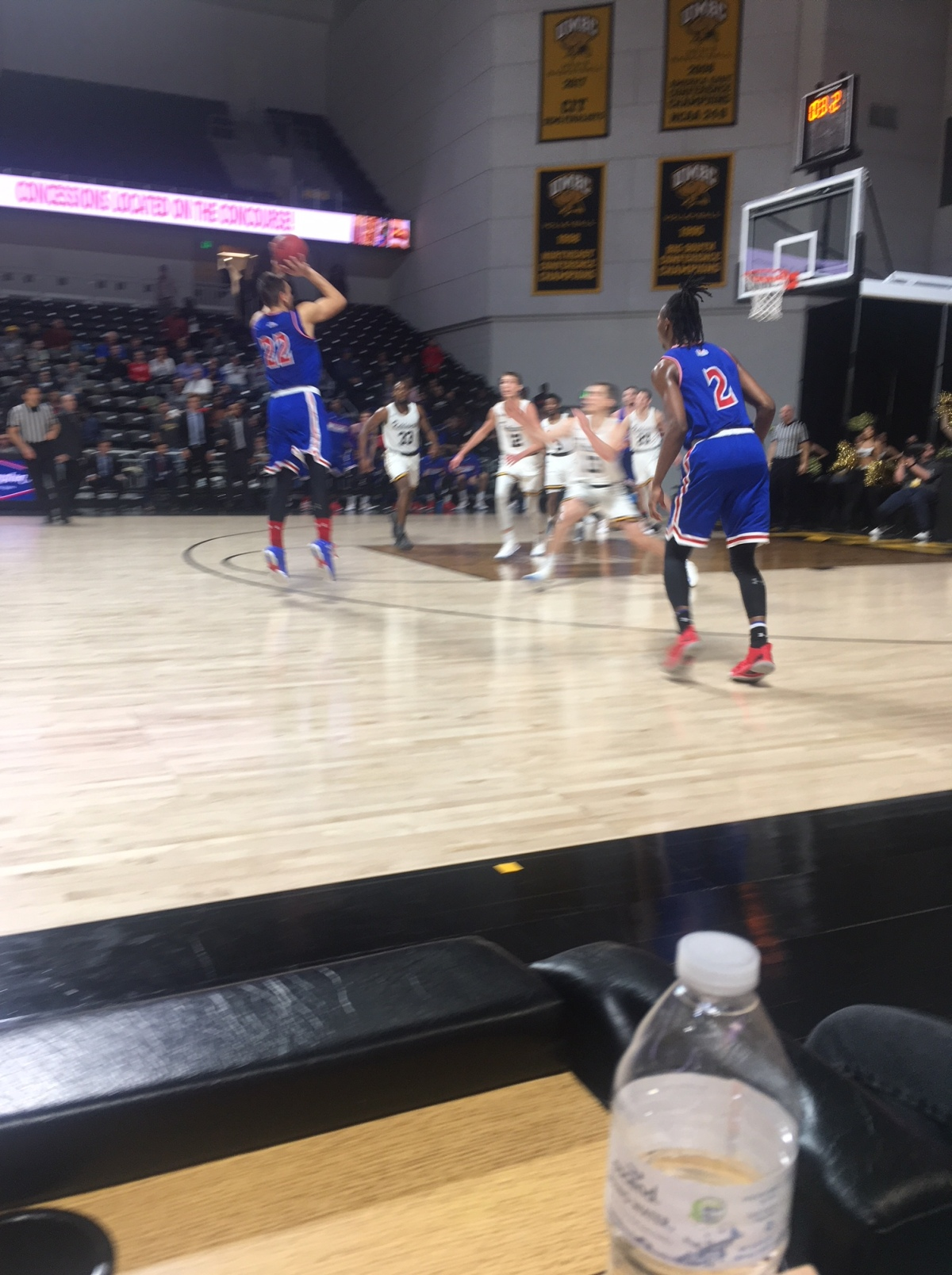 The Life of a Freelance Basketball Scout – Game4