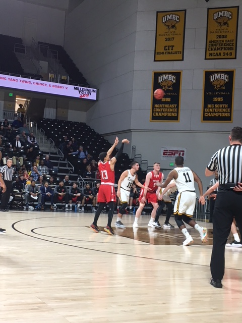 The Life of a Freelance Basketball Scout – Game 12 – Hartford vs UMBC