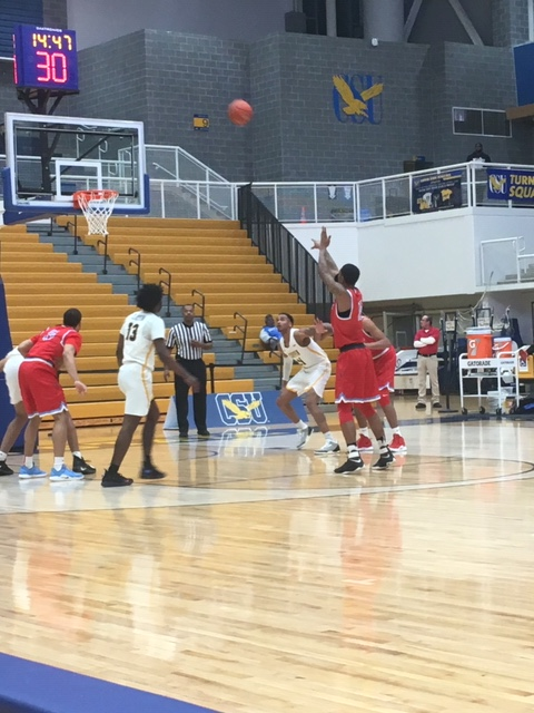 The Life of a Freelance Basketball Scout – Game 13 – Delaware State vs Coppin State